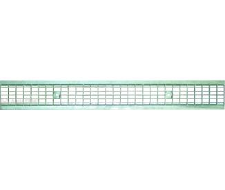 Решетка водоприемная стальная ячеистая оцинкованная Norma DN100 A15