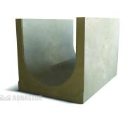 Лоток водоотводный бетонный ЛВБ Norma 500 №0/1