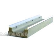 Лоток водоотводный бетонный ЛВБ Optima 150 №0/1 тип 2