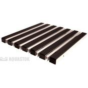 Половик Cleaner 22 - резина+скребок 600х400