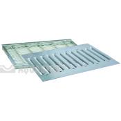 Опорная сетка штампованная для поддона пластикового 600/400