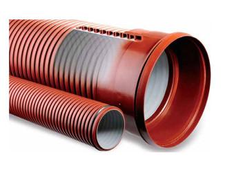 Труба ПП Pragma OD 630x6000 (SN8)