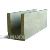 Лоток водоотводный бетонный ЛВБ Norma 150 №0/1 тип 1