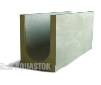 Лоток водоотводный бетонный ЛВБ Norma 200 №5/0 тип 1