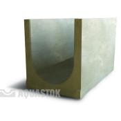 Лоток водоотводный бетонный ЛВБ Norma 400 №0/1 тип 1