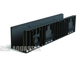 Лоток водоотводный пластиковый Norma Plastik DN150 H230